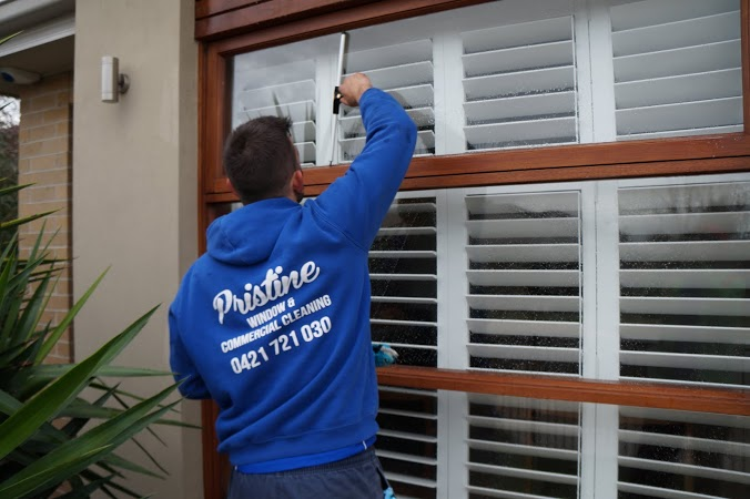 Window Cleaning Residential Commercial Pristine